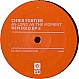 CHRIS FORTIER - AS LONG AS THE MOMENT (REMIXED EP2) - EQ GREY  - VINYL RECORD - MR279125