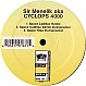 SIR MENELIK - SPACE CADILLAC (REMIX) - RAWKUS - VINYL RECORD - MR279547