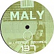 MALY - THIS IS OUR LIFE - BLUTONIUM - VINYL RECORD - MR282163