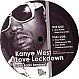 KANYE WEST - LOVE LOCKDOWN (REMIXES) - RAWHOUSE RECORDS - VINYL RECORD - MR283477