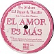DE MELERO / DJ PIPPI & TUCCILLO - EL AMOR ES MAS - PURPLE MUSIC TRACKS - VINYL RECORD - MR284147