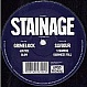 GRIMELOCK / SAVIOUR - STAIN EP 1 - STAINAGE 1 - VINYL RECORD - MR286651