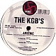 THE KGB'S - ARSENIC - TITANIC - VINYL RECORD - MR290141