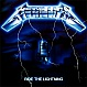 METALLICA - RIDE THE LIGHTNING (2008 RE-ISSUE) - UNIVERSAL - VINYL RECORD - MR291145