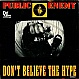 PUBLIC ENEMY - DON'T BELIEVE THE HYPE - DEF JAM - VINYL RECORD - MR2961