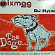 DJ HYPE - THE DOGS - MIXMAG - VINYL RECORD - MR29831