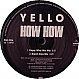 YELLO - HOW HOW - PHONOGRAM - VINYL RECORD - MR298495
