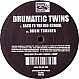 DRUMATTIC TWINS - BACK TO THE OLD SKOOL - FINGER LICKIN - VINYL RECORD - MR300056