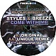 STYLES & BREEZE - COME WITH ME - FUTURE WORLD - VINYL RECORD - MR301355
