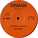 ISOTONIK - DIFFERENT STROKES - ORANGE - VINYL RECORD - MR30459