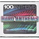 VARIOUS ARTISTS - 100 HARD ANTHEMS - APACE MUSIC - CD - MR307772