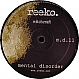 REEKO - WITCHCRAFT - MENTAL DISORDER - VINYL RECORD - MR314091
