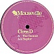 CIREZ D - THE TUNNEL / RAPTOR - MOUSEVILLE - VINYL RECORD - MR314161