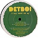 DETBOI - Y'ALL WANT MO EP - CHEAP THRILLS - VINYL RECORD - MR315341