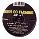 JOHN OO FLEMING - ALPHA 5 - REACT - VINYL RECORD - MR31557