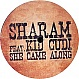 SHARAM FEAT KID CUDI - SHE CAME ALONG (DANNY BYRD REMIX) - DATA - VINYL RECORD - MR322537