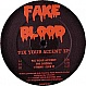 FAKE BLOOD - FIX YOUR ACCENT EP - CHEAP THRILLS - VINYL RECORD - MR323538