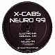 X-CABS - NEURO 99 (PART 1) - HOOK - VINYL RECORD - MR32636