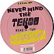 THE PISSED UPS - NEVER MIND THE TEKNO HERE'S THE PISSED UPS - C.O.S.H.H. 4 - VINYL RECORD - MR327168