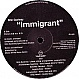 NITIN SAWHNEY - IMMIGRANT - OUTCASTE - VINYL RECORD - MR32899