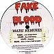 FAKE BLOOD - MARS (REMIXES) - CHEAP THRILLS - VINYL RECORD - MR330263