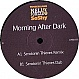 TIMBERLAND & NELLY FURTADO - MORNING AFTER DARK (SEROTONIN THIEVES REMIXES) - DARK 1 - VINYL RECORD - MR333905