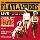 THE FLATLANDERS - LIVE AT THE ONE KNITE, 1972 - NEW WEST - CD - MR336409