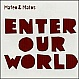 MATEO & MATOS - ENTER OUR WORLD - GLASGOW UNDERGROUND - CD - MR337089