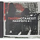 VARIOUS ARTISTS - THISISNOTANEXIT (MANIFESTO NUMBER 1) - THISISNOTANEXIT - CD - MR337651
