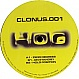 CLONUS - 001 - HOUSE OF GOD - VINYL RECORD - MR338109