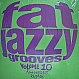 FAT JAZZY GROOVES - VOLUME 10 - NEW BREED - VINYL RECORD - MR341187
