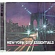 VARIOUS ARTISTS - NEW YORK CITY ESSENTIALS - UBL MUSIC - CD - MR342401