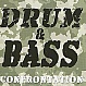 VARIOUS ARTISTS - DRUM & BASS CONFRONTATION - DMV RECORDINGS - CD - MR342405