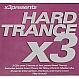 VARIOUS ARTISTS - HARD TRANCE X3 - DMV - CD - MR342525
