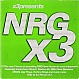 VARIOUS ARTISTS - NRG X3 - DMV - CD - MR342669