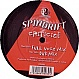 SPINDRIFT - CRITICISE - TRIANGLE - VINYL RECORD - MR34328