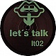 LET'S TALK - VOLUME 2 - LET'S TALK 2 - VINYL RECORD - MR346911