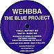 WEHBBA - THE BLUE PROJECT - MISSILE - VINYL RECORD - MR347107