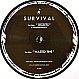 SURVIVAL - SECRETS - AUDIO TACTICS - VINYL RECORD - MR349021