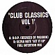GAT DECOR VS DEGREES OF MOTION - DEGREES OF PASSION - CLUB CLASSICS - VINYL RECORD - MR3501