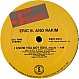 ERIC B & RAKIM - I KNOW YOU GOT SOUL - 4TH & BROADWAY - VINYL RECORD - MR3503