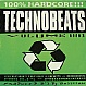 DJ BASSMAN - 100% HARDCORE TECHNOBEATS (VOLUME 1) - MUSIC FOR LIFE - VINYL RECORD - MR35142