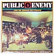 PUBLIC ENEMY - REBEL WITHOUT A PAUSE - DEF JAM - VINYL RECORD - MR35700