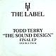 TODD TERRY - SOUND DESIGN FINAL EP - HARD TIMES - VINYL RECORD - MR3781