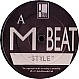 M BEAT - STYLE - RENK RECORDS - VINYL RECORD - MR39102