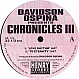 DAVIDSON OSPINA PRESENTS - CHRONICLES III - HENRY STREET - VINYL RECORD - MR39197