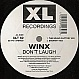 WINX - DON'T LAUGH - XL - VINYL RECORD - MR4012