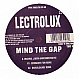 LECTROLUX - MIND THE GAP - SEASONS RECORDINGS - VINYL RECORD - MR40363