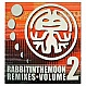RABBIT IN THE MOON - REMIXES VOLUME 2 - HALLUCINATION - VINYL RECORD - MR40611