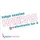 HATIRAS PRESENTS - ELECTRONIC LUV 3 - TOKYO SESSION - BLOW MEDIA - CD - MR419215